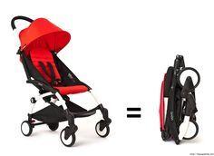 Passeggini leggeri e compatti: i 5 modelli più cool - http://www.chizzocute.it/passeggini-ultra-compatti-super-leggeri-5-modelli-piu-cool/