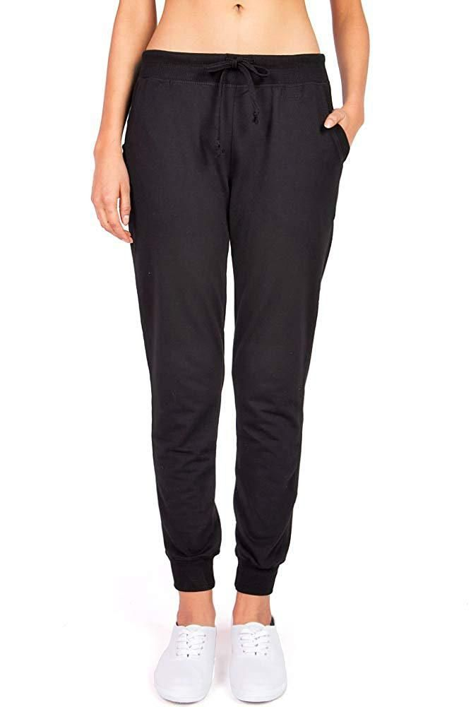 bdaf911f5ec2d9 Click image for detail, #Amazon #ambiance #womens #juniors #soft #jogger # pants #amazon #clothing #store #comfy #drawstring #pockets #side ...