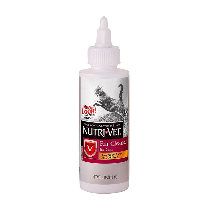 Nutri-Vet Ear Cleansing Liquid for Cats, 4-Ounce >>> Click image for more details.