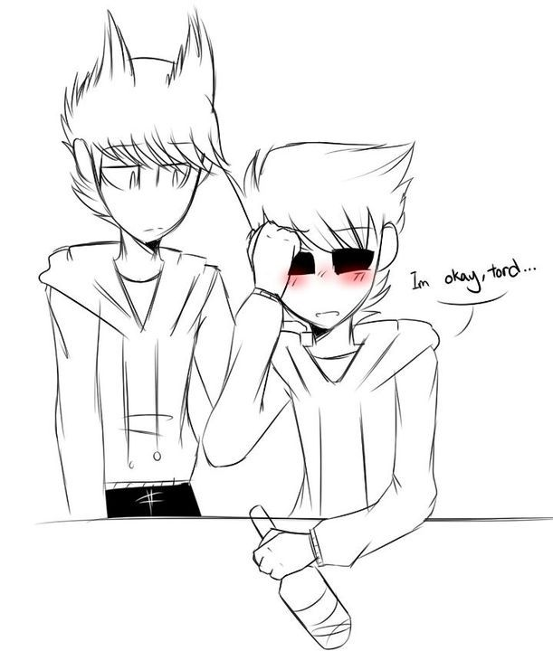 TomTord images/comics - hey | Eddsworld