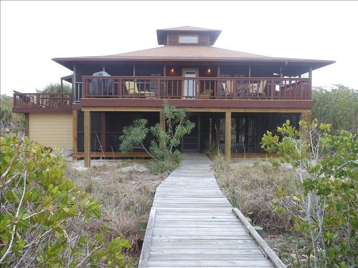 Little Gasparilla Island Vacation Rental - VRBO 400780 - 2 BR Florida South West Cottage in FL, Beachfront Cottage--Secluded-- Honeymooners/...