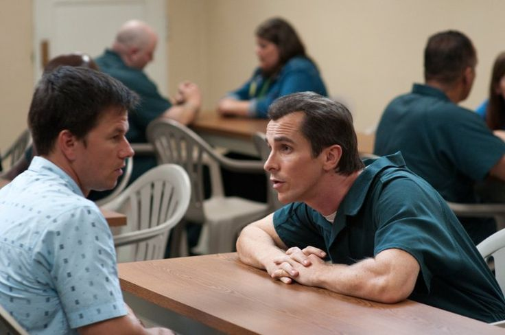 Mark Wahlberg & Christian Bale - The Fighter (2010)