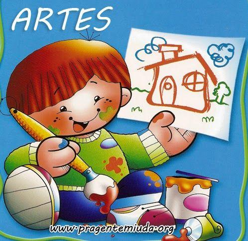 figuras-para-trabalhar-rotina-educacao-infantil-artes.jpg (498×483)
