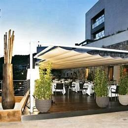 Restaurant  (awning)