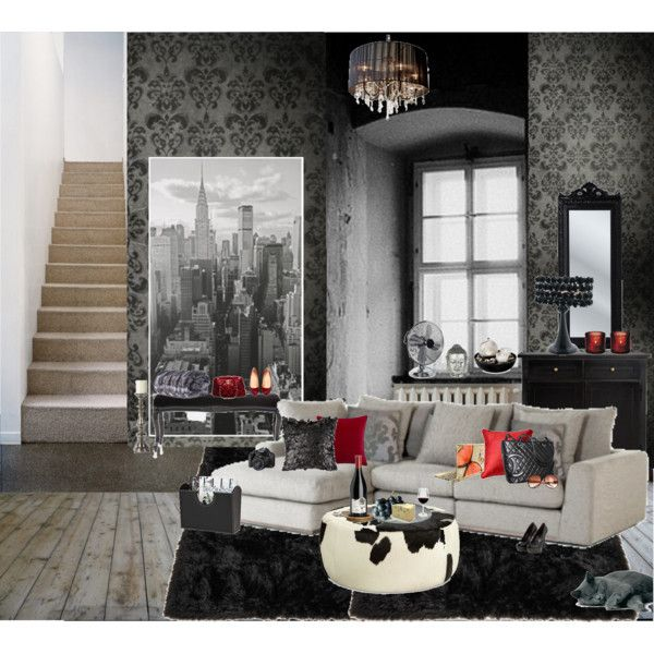 urban living room interior spaces pinterest