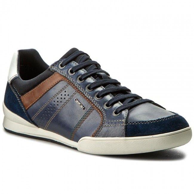 Sneakersy GEOX - U Kristof A U620EA 0FF22 C4072  Dk Royal