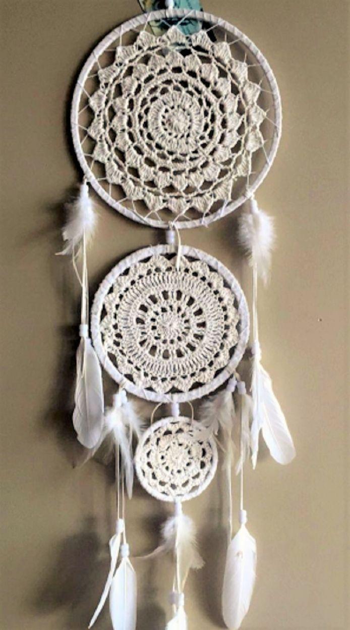 Crochet Dream Catcher Pattern