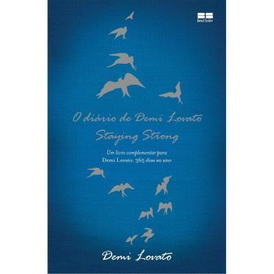 O DIÁRIO DE DEMI LOVATO - Foi lançado,o livro fala sobre a historia da demi o livro custa entre 14 e 30 reais,já está disponivel nas livrarias curitiba e saraiva.