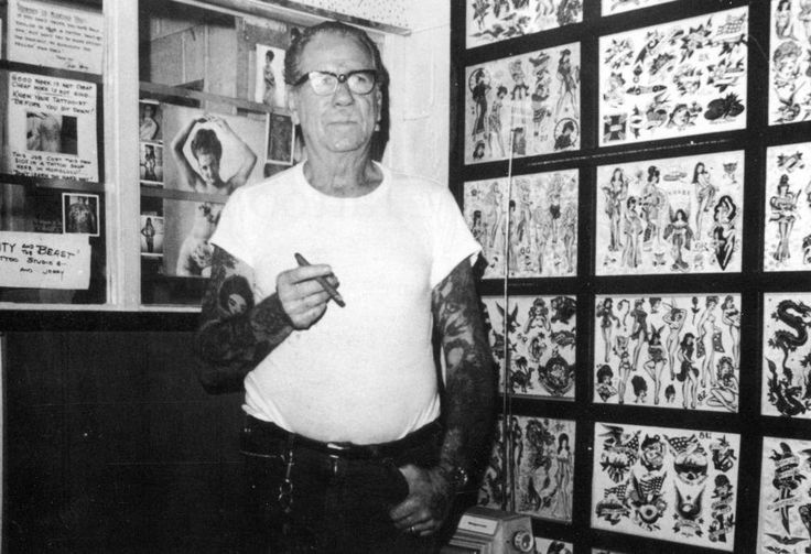 Best 25 sailor jerry tattoos ideas on pinterest sailor for Tattoo shops in norman