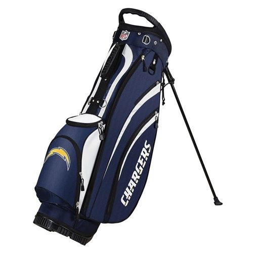 San Diego Chargers NFL Stand Bag by Wilson. Buy now @ReadyGolf.com!