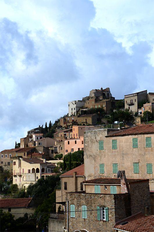 Visite du joli village de Corbara, en Balagne #voyagercpartager