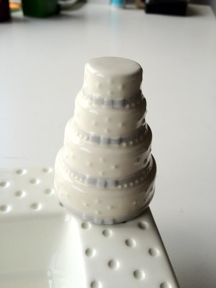 Wedding Cake Mini Nora Fleming Wish List Pinterest