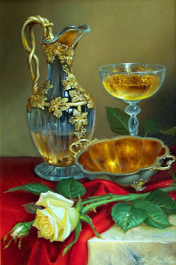 Dmitry Vlasov - still life
