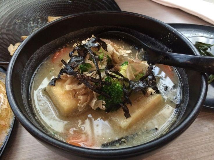 Suntiang's Brocolli Agedashi