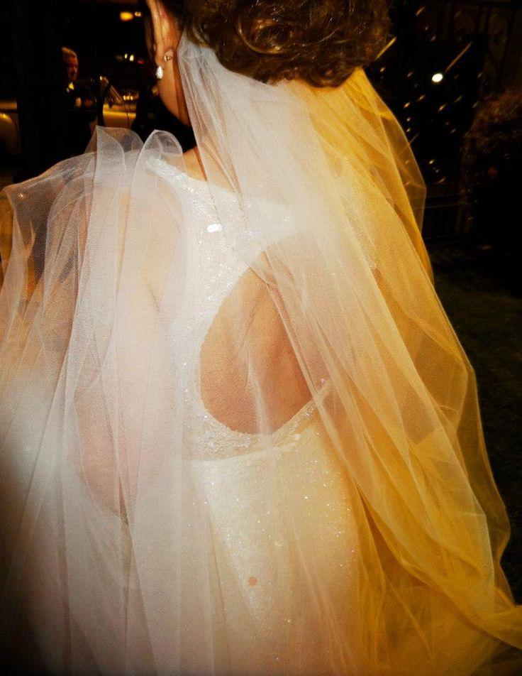 Vestido novia Buenos Aires Atelier Marisa Campanella
