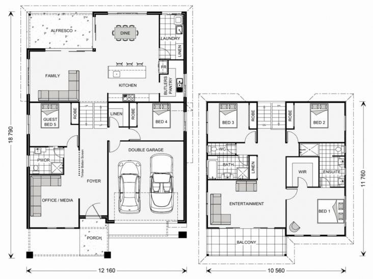 Split Level House Designs And Floor Plans Split Level House Plans Split Level Home Designs Split Level Floor Plans