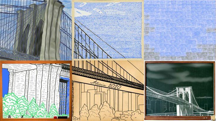 Bridge Of Dreams ☆ Art: AliciaTransmuted Art and Photography