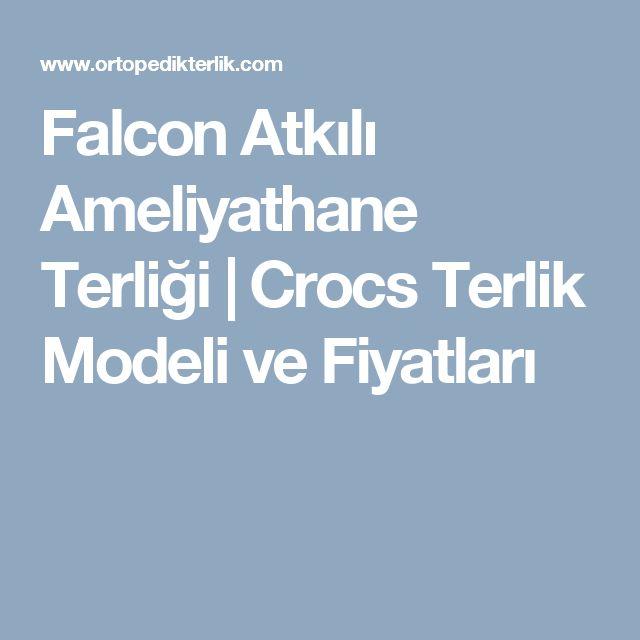 Falcon Atkılı Ameliyathane Terliği | Crocs Terlik Modeli ve Fiyatları