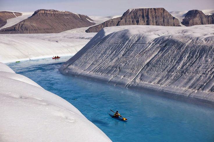 glaciares Glaciar Petermann