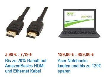 """Amazon: Samsung-TVs und Acer-Notebooks stark reduziert http://www.discountfan.de/artikel/technik_und_haushalt/amazon-samsung-tvs-und-acer-notebooks-stark-reduziert.php Unter den """"Angeboten des Tages"""" von Amazon finden sich heute Samsung-TVs mit deutlichen Preisabschlägen, Acer-Notebooks """"mit bis zu 120 Euro Rabatt"""" und die Kilo-Packung """"Lavazza Caffé Crema Classico"""" mit Same-Day-Lieferung für 8,99 Euro. Amazon: Samsung-TVs un... #Note"""