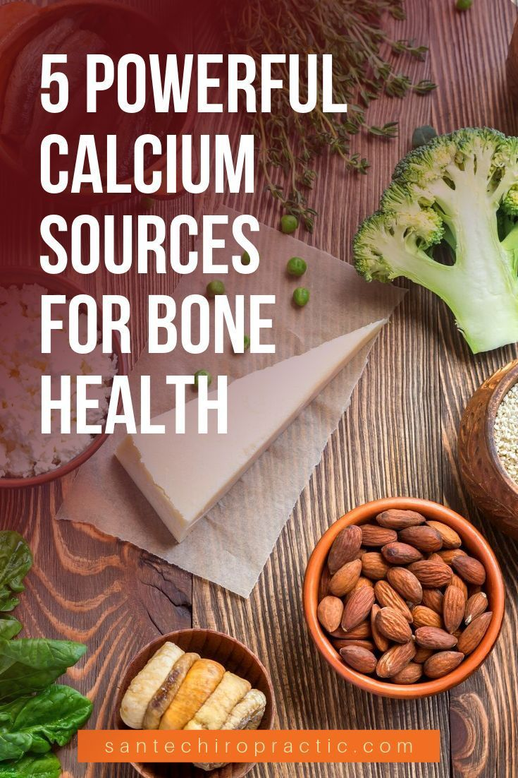 Best Sources of Calcium for Bone Health Calcium rich