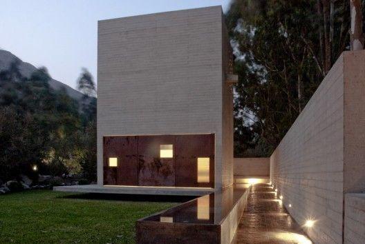 De la Piedra Chapel - Nomena Arquitectos - Ximena Alvarez.