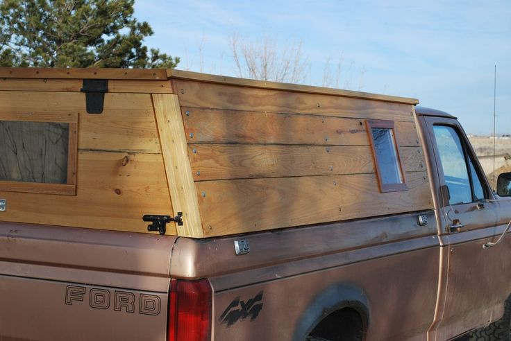 diy truck camper - Google Search