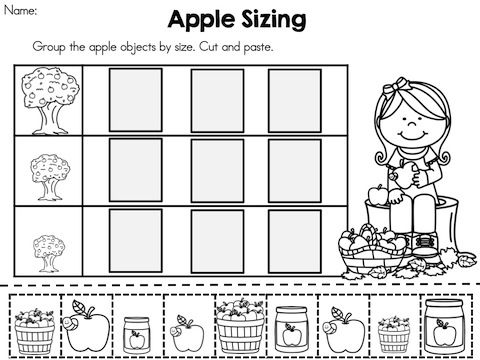 apple time no prep worksheets cut and paste the o 39 jays and apples. Black Bedroom Furniture Sets. Home Design Ideas
