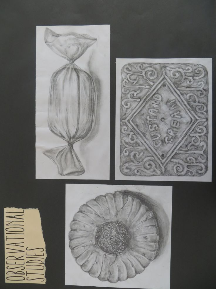 Charlotte - Observational Drawing Harlington Upper School