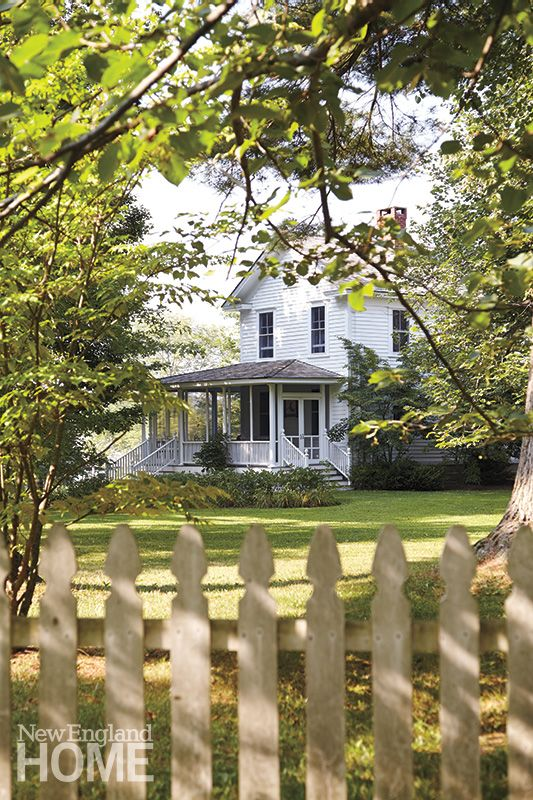 1000 Ideas About New England Farmhouse On Pinterest