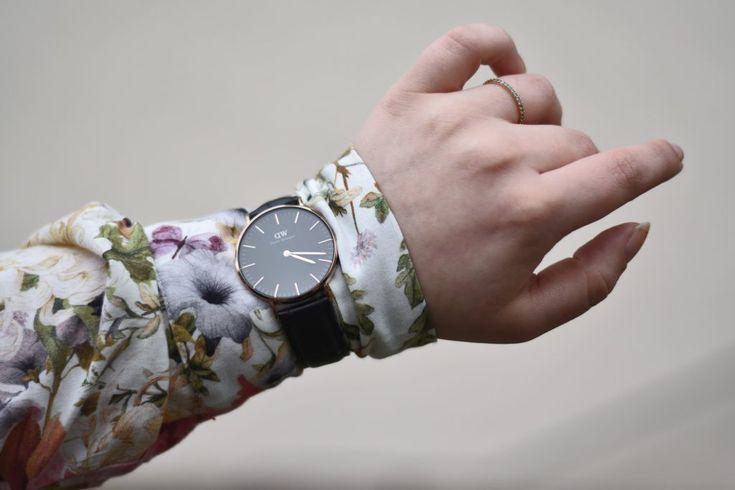 Die neue Zara-Kollektion schlug total bei mir ein - besonders verliebt habe ich mich in diese Blumenbluse. Hier findet ihr meinen Zara Blumenlook!