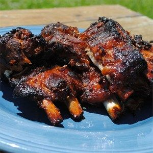 Fall-off-the-bone tender ribs with a hint of honey ginger sweetness. Allrecipes.com
