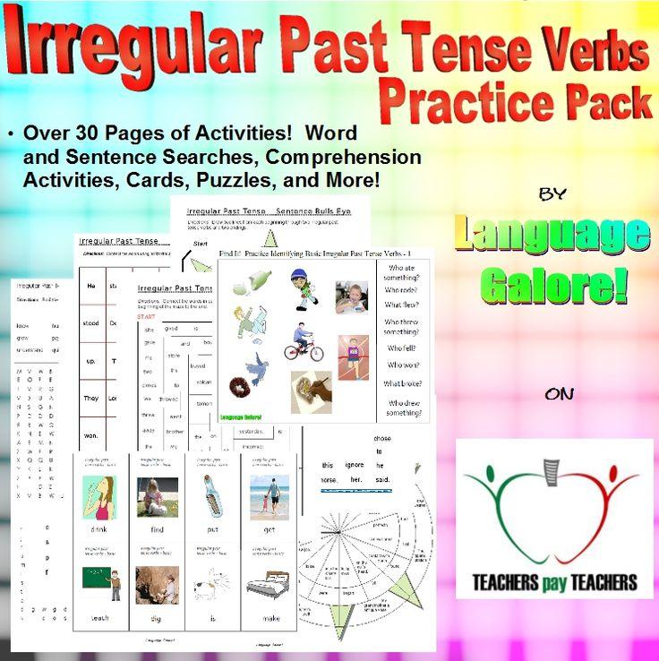 Daftar Lengkap Irregular Verb beserta Artinya ...