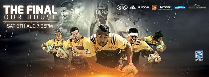 Hurricanes onto the finals 2015 & 2016 is OURS √.