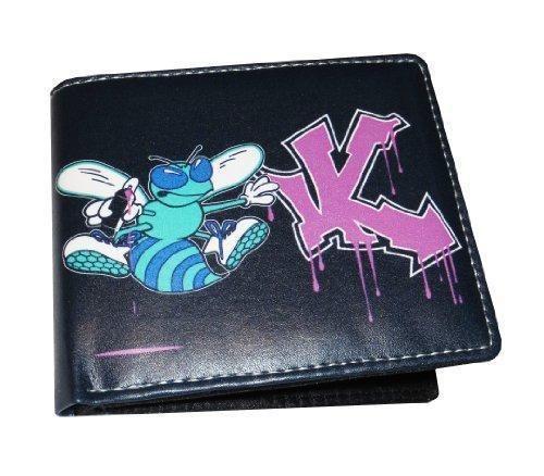 Oferta: 5.99€. Comprar Ofertas de Cartera Hip-Hop Underground Kulture Graffiti Abejas Avispas para Hombres y Mujeres (Hornets Wallet) barato. ¡Mira las ofertas!