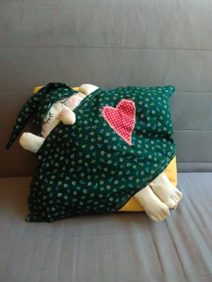 Dreamy pillow, my firends pattern from long time ago