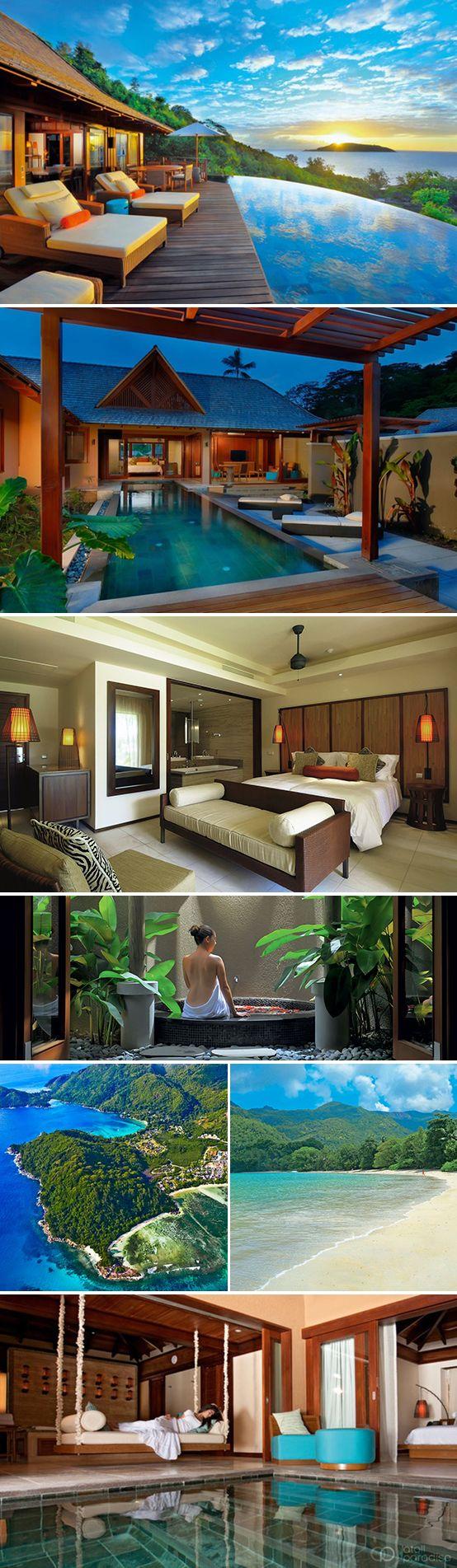 Отель «Constance Ephelia Resort» ***** (остров Маэ, Сейшельские острова).  Подробности: +7 495 9332333, sale@inna.ru, www.inna.ru   Будьте с нами! Открывайте мир с нами! Путешествуйте с нами!