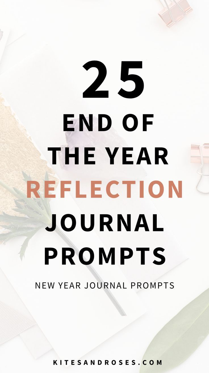 25 New Year Journal Prompts For This Year Journal Prompts