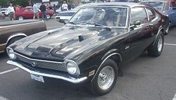 Ford Maverick - @Christina Shumway, tell me you remember Dad's brown Maverick!?!  I wanted it to be my car when I grew up :)