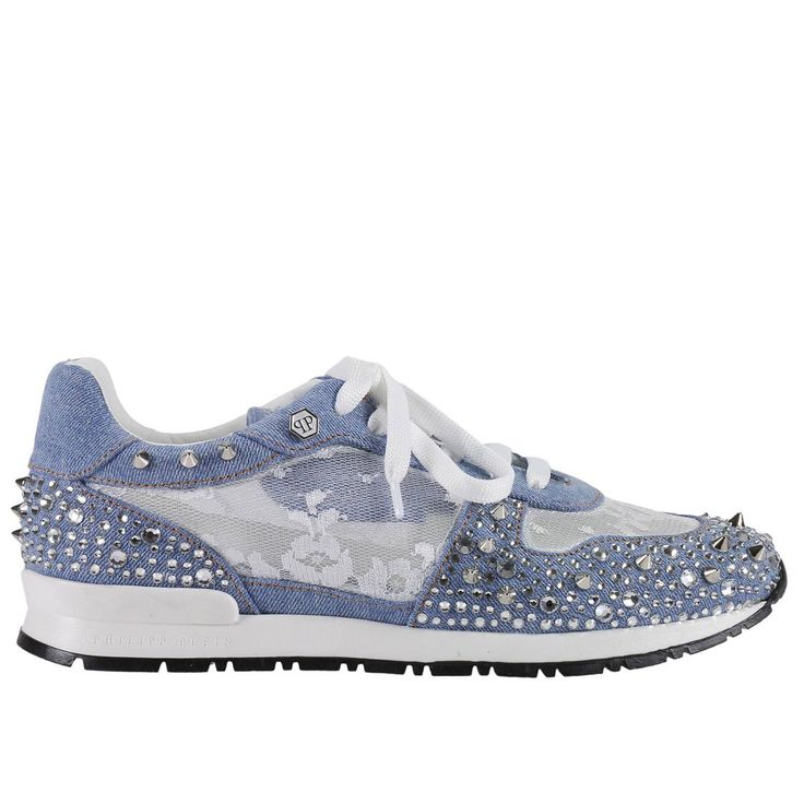 PHILIPP PLEIN SNEAKERS SHOES WOMEN PHILIPP PLEIN. #philippplein #shoes #