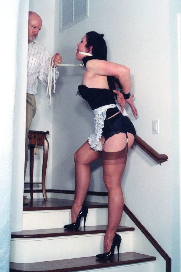 submission french maid escort