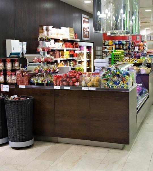 Pikvalin toteuttama myymälä: Stockmann Helsinki.