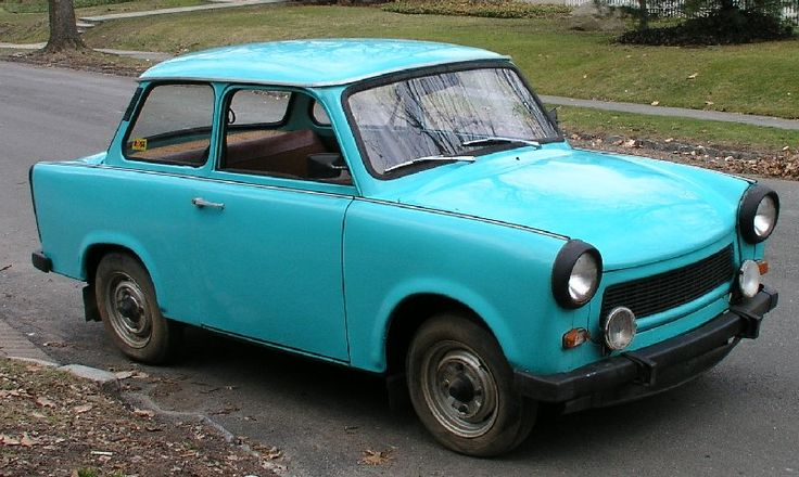 Trabant Cars Pinterest Small Cars And Cars