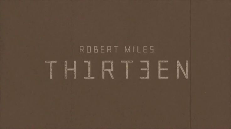Robert Miles - The Wolf