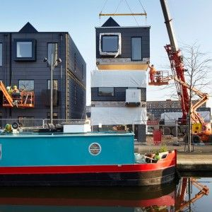 ShedKM+and+Urban+Splash+let+residents+design+layouts+for+modular+Manchester+homes