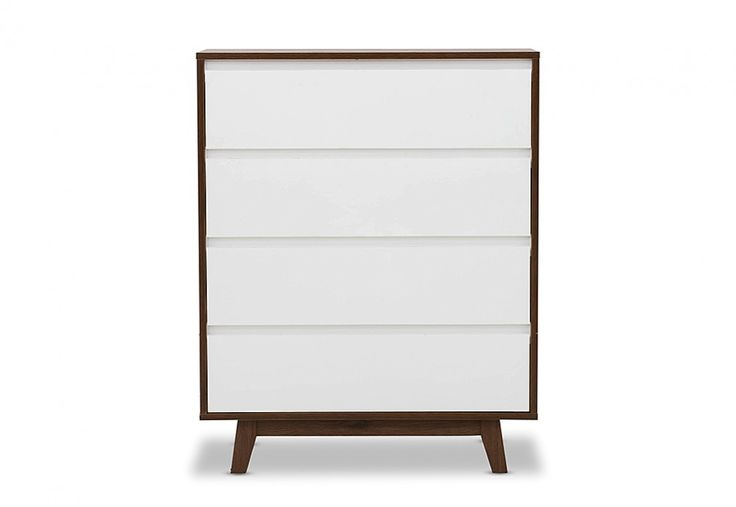 Andi 4 Drawer Tall Chest | Super Amart