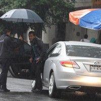 Prevén lluvia fuerte con actividad eléctrica en el Valle de México.