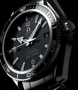 "Omega Seamaster Planet Ocean, the James Bond watch in ""Quantum of ..."