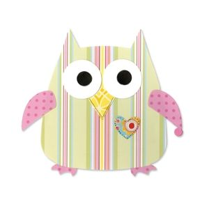 Sizzix Bigz Die - Owl #2 $19.99