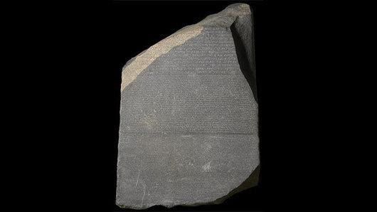#063 ❘ Jean-François CHAMPOLLION et la pierre de Rosette